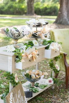 How To DIY A Wedding Shoe Bar