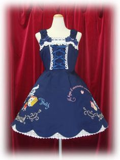 Styles of Lolita Dresses - for Lolitas of All Styles
