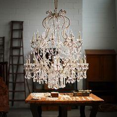 chandelier project