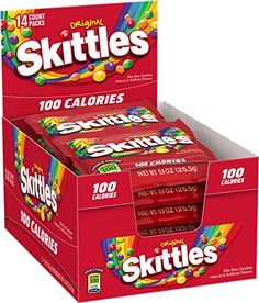 Unicorns really do exist. They have to, right? Because how else can you explain the big fruit flavors packed into every bite-size Skittles candy? There's magic afoot here, people. Every pack of Skittles gives you the chance to Taste the Rainbow, creatin