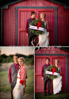 A Swedish Christmas inspired wedding...via Stacey Bishop photography