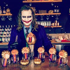 Don't forget about the Halloween party and costume contest starting at 7:00pm @cardinalspirits. We're sure to put a smile on your face!