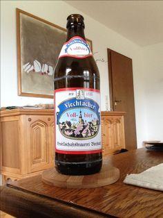 Viechtacher Vollbier hell - Note 2 (süffig, leicht herb)