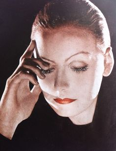 Greta Garbo by Cecil Beaton