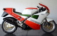 c.1990 ducati 851 sp2 frame no. zdm888s*000277* engine no