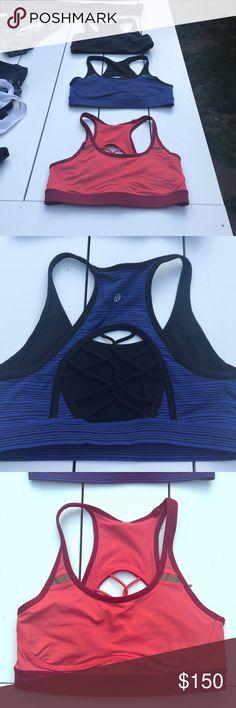 51819271a02f7 Lululemon workout bra new no tags