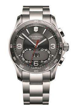 Victorinox Swiss Army® 'Chrono Classic' Bracelet Watch, 41mm | Nordstrom