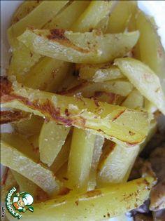 Картофель фри... диетический! ингредиенты