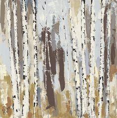 Among Aspens - Fine Art by Deann