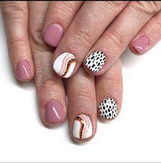 Shellac Nails, Manicure And Pedicure, Queen Nails, Star Nails, Minimalist Nails, Cute Acrylic Nails, Perfect Nails, Nails Inspiration, Beauty Nails