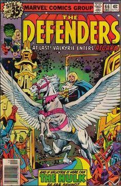 brunhilde marvel | Defenders 66 A, Dec 1978 Comic Book by Marvel