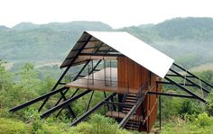 Estate Bungalow at Mathugama by Narein Perera | DesignRulz