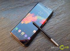 Според слуховете, Samsung вече тестват Galaxy Note 8 с Infinity Display и Android 7.1.1 Nougat версия на операционната система.