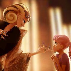 Nueva historieta melodía de los creadores de Milagrosa mariquita