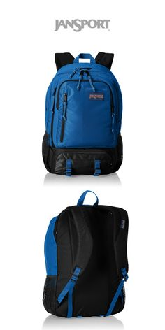 7e170ad38 JanSport - Envoy School Backpack | Stellar Blue | Click for Price and More  | Backpack