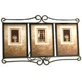 Found it at Wayfair - Tuscan Alton Triple Picture Frame