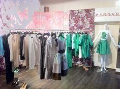"""Новый проект Buonvicini """"shop in shop"""". Каждый сезон в этом проекте будут представлены разные марки - партнеры Buonvicini. Этот сезон мы начинаем с весенне-летней коллекция 2013 года P.A.R.O.S.H."""