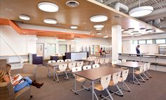 middle school interior environment {by hmc architects}