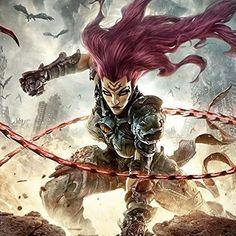 Darksiders III : Découvrez la cinématique d'introduction du jeu Darksiders Horsemen, Darksiders Iii, Video Game News, Video Game Art, Upcoming Pc Games, Dark Siders, Playstation, Horsemen Of The Apocalypse, Dark Eldar