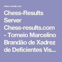 Chess-Results Server Chess-results.com - Torneio Marcelino Brandão de Xadrez de Deficientes Visuais CEEDV FBX UnB 8abr.17