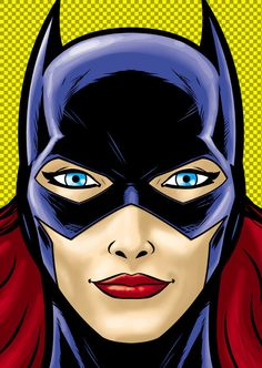 Batgirl by Thuddleston on deviantART
