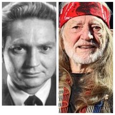 Willie Nelson, b. Actors Then And Now, Celebrities Then And Now, Young Celebrities, Famous Child Actors, Famous Men, Famous People, Vito, Country Music Singers, Willie Nelson