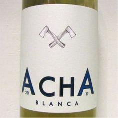 """Mark Herold Wines  Albarino  """"Acha Blanca"""" California  2011"""