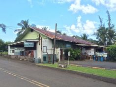 Hasegawa General Store Is Hawaii's Oldest General Store Trip To Maui, Hawaii Homes, General Store, Island Life, Ocean Beach, Hawaii Travel, Old Things, History, House Styles