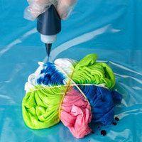 How to dye a tie dye t-shirt. Tye Die T Shirts! - Step 13