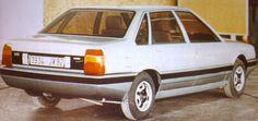 Renault/AMC Medallion Protoype (sur la base de Renault 25)
