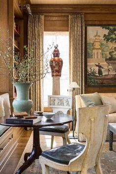 Classical Comfort in Virginia by Michael Hampton Design