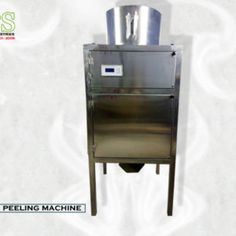 Features of peeling machine:  Fine Accuracy Finish Product Long functional life Of Machine Smooth functionality with Automatically Computerized Control  Automatic Temperature Control into Feed in Device  No Damage To Garlic Cloves.  Good quality services to all over India