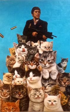 Shepard Fairey And Tracey Emin Headline Art Show About Cats | Co.Design | business + design