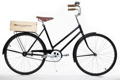 Ladies - get your next bike here! The Breukelen made NY by Bowery Lane Bicycles. Don't worry gents, there's a Broncks version for you!