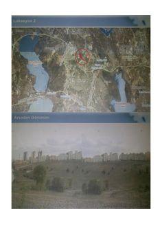 Bahçeşehir 350 000m2 ticarikonut 180 000 000$ atillagencten 05326707282