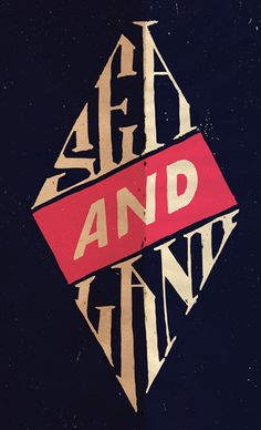 """""""Sea and Land"""" 