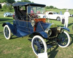 Here is a picture of our 1911 Model T Torpedo Roadster.