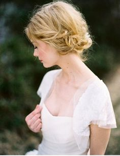 messier wedding hair by letha