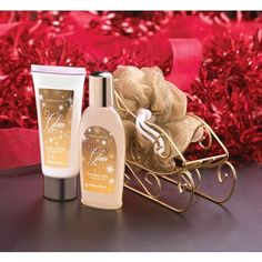 Give a perfect Christmas gift  Give a special bath gift set #gifts#Bonanza Christmas In July