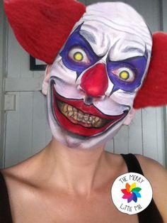 Halloween Series #2 Scary Clown TMLM