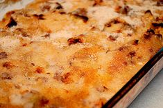 Old Country German Cabbage Casserole with Ground Beef is a perfectly comforting cabbage casserole recipe that the whole family will love.