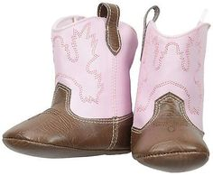 Socks and Tights 147284: Mud Pie Baby Seasonal Booties Pink Cowboy 6 - 12 Months -> BUY IT NOW ONLY: $33.99 on eBay!