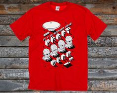 Kraftwerk T-shirt Kraftwerk Effenaar T-shirt, Waterbased & Plastisol print on a Gildan T