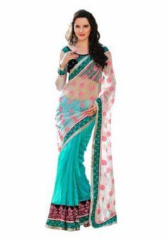 #Fabdealdotcom #Indian #Designer #Net #White #Embroidered #Saree Fabdeal, http://www.amazon.co.uk/dp/B00INWLF3I/ref=cm_sw_r_pi_dp_da7rtb1CDC3GY