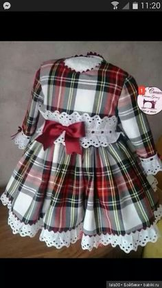 Girls Red Gingham Dress Baby Girl Dress Toddler by TootandPuddle American Doll Clothes, Girl Doll Clothes, Sewing Clothes, Sewing Dolls, Girl Dolls, Children Clothes, Baby Dress Patterns, Baby Clothes Patterns, Sewing Patterns