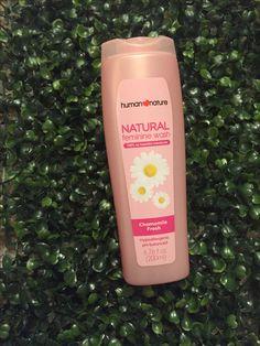 Feminine Wash, Human Nature, Shampoo, Personal Care, Beauty, Self Care, Personal Hygiene, Cosmetology