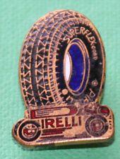 1920 SPILLA DISTINTIVO PIRELLI PNEUMATICI AUTO AUTOMOBILI MACCHINE MOTO MOTORI