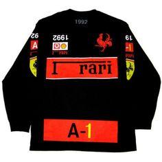 What's Dope :: 1992 Gear RARI Long Sleeve Tshirt - Black -
