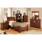 Found it at Wayfair - Renaissance Twin Sleigh Bedroom Collection