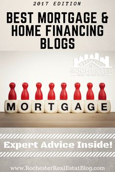 Looking for advice on home financing? 2017 has been filled with some incredible mortgage blogs! Find out the best mortgage blogs from 2017 here!